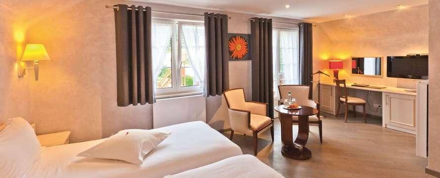 Hôtels et chambres d'hôtes