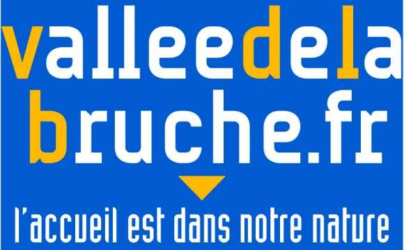 Logo - Office de Tourisme Vallée de la Bruche / couleur
