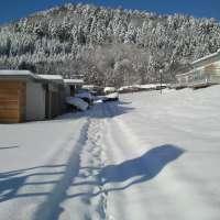 VVF Saales sous la neige