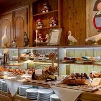 Restaurant La Cheneaudière & Spa © Jérôme Mondière