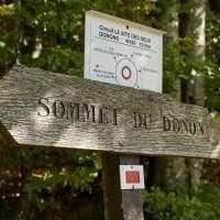 Le Donon, montagne sacrée Crédit photo : Office de tourisme de la vallée de la Bruche / Stéphane Spach