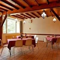 Salle à manger Centre Les Sapins.