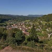 Paysages Vallée de la Bruche - Colroy la Roche