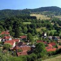 Paysages Vallée de la Bruche - Waldersbach