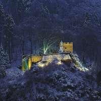 Château de Schirmeck. Crédit photo : Office de tourisme de la vallée de la Bruche