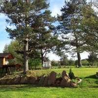 Parc. Chalet des 3 pins © Marie Odile COLINMAIRE