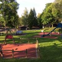 Aire de jeux du camping Campéole La Forêt - (c)J.Heluin