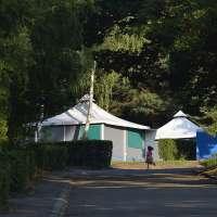 Les tentes équipées du camping Campéole La Forêt - (c)J.Heluin