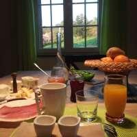 Petit déjeuner Chez Ida et Lulu