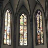 L'église Saint-Georges à Schirmeck