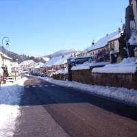Location Elise - le village en hiver