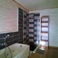 Location Elise - salle de bain (bain à bulles + douche à l(Italienne)