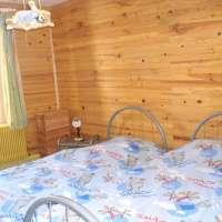 Location Clémentine - chambre jaune