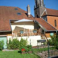 Location clémentine - terrasse