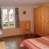 Location Clémentine - chambre orange