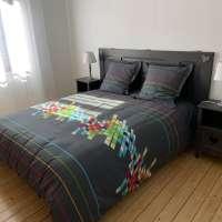Chambre (lit 160x200) © Chez Florine