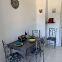 Cuisine avec coin repas © Chez Florine
