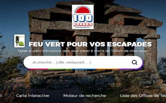 Site www.tourismesansborne.fr
