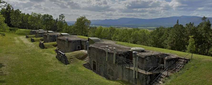 William II's fortress