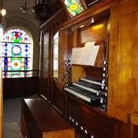 L'orgue Stiehr Frères de l'église paroissiale Saint-Michel